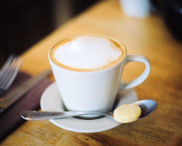 The Crossing Point Cafe via @carvetiicoffee
