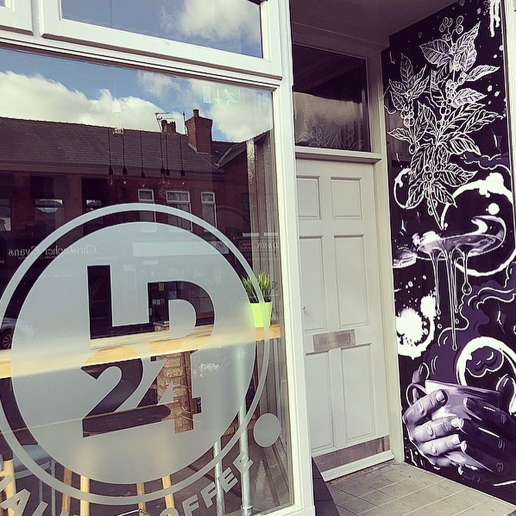 ld24-mural via @carvetiicoffee