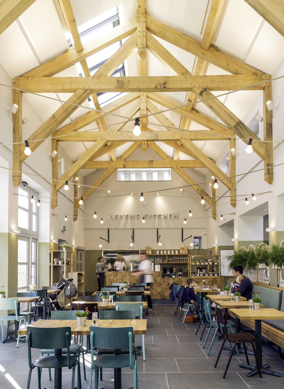 A Spotlight on Levens Kitchen via @carvetiicoffee