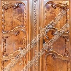 Unfinished Kitchen Cabinet Doors Base Cabinets Antique Carving   Carvingdoor