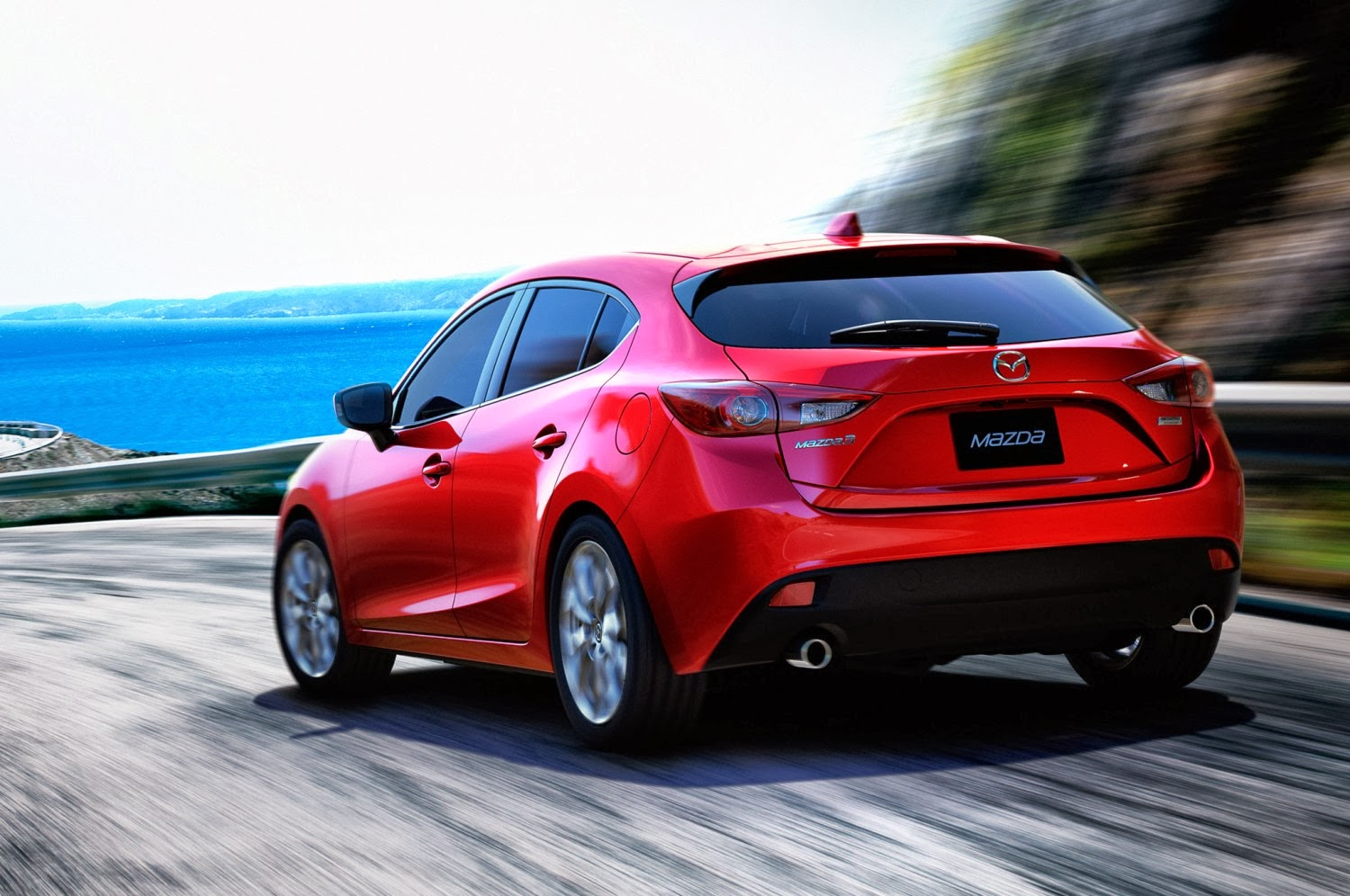 2014 Mazda 3 8 Free Hd Car Wallpaper