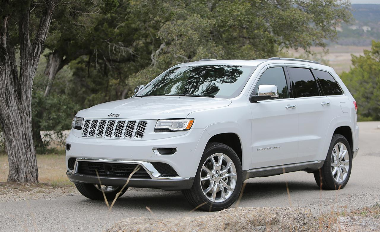 Jeep Grand Cherokee 10 Widescreen Car Wallpaper