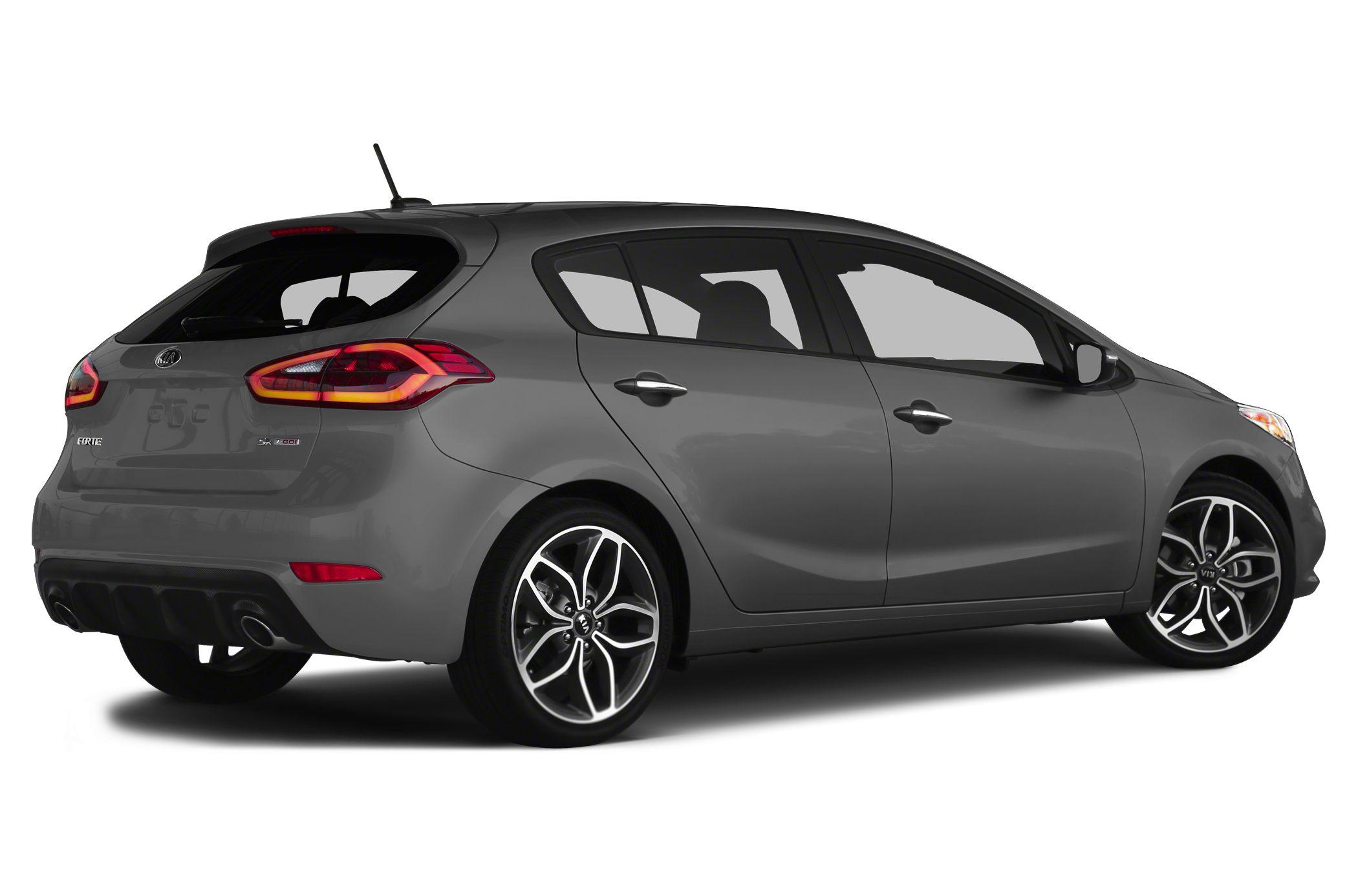 New Kia Forte 3 Widescreen Car Wallpaper
