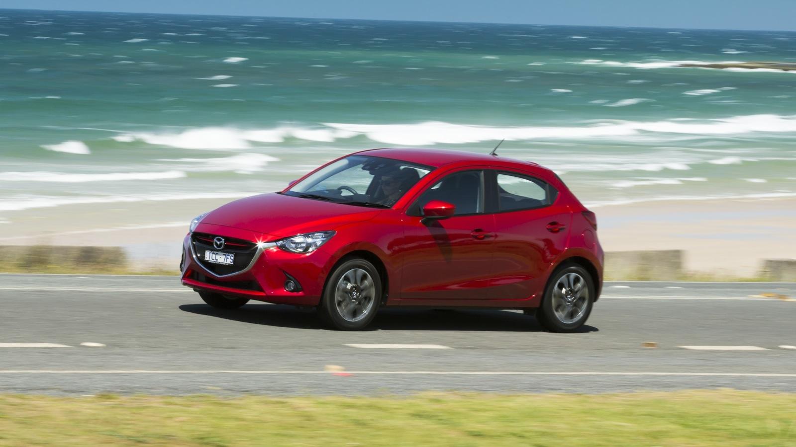 2015 Mazda 2 7 Widescreen Car Wallpaper