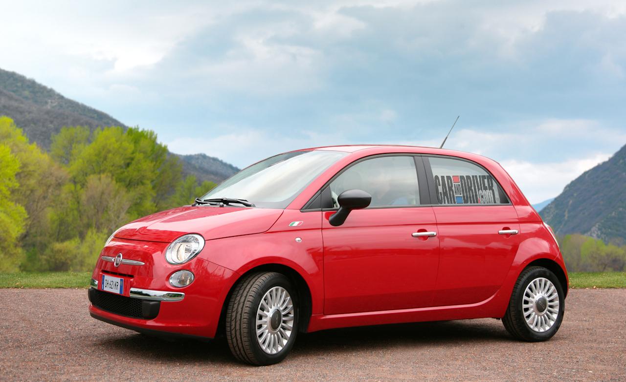 4 Door Fiat 4 Free Hd Car Wallpaper
