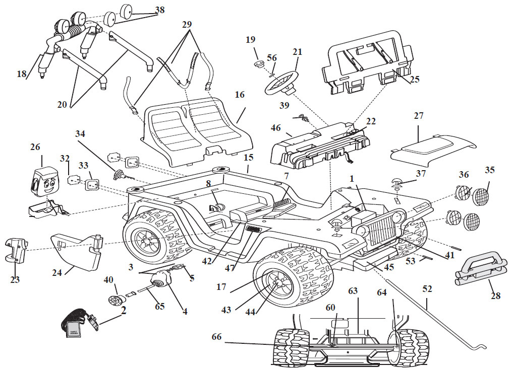 Jeep Parts Diagram. Jeep. Auto Parts Catalog And Diagram