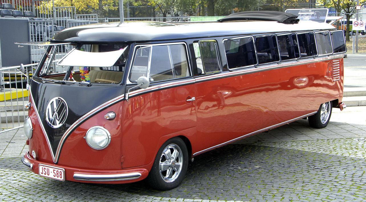 Volkswagen Mini Van 30 Widescreen Car Wallpaper