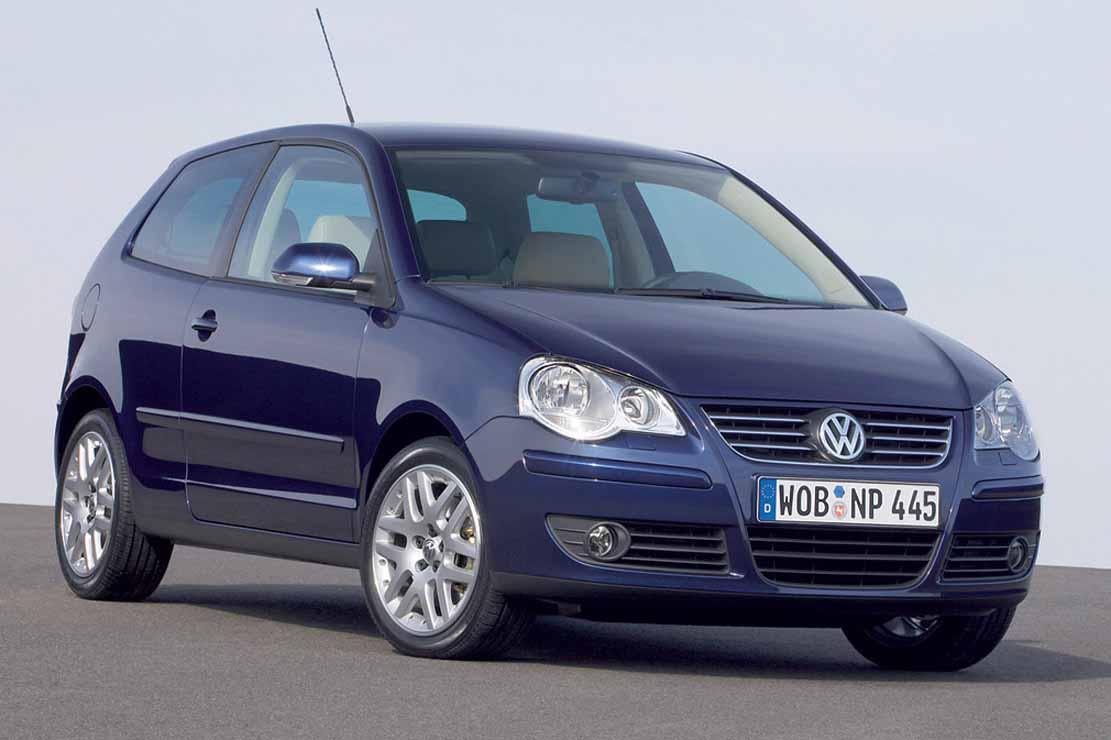 Volkswagen Polo 3 Widescreen Car Wallpaper