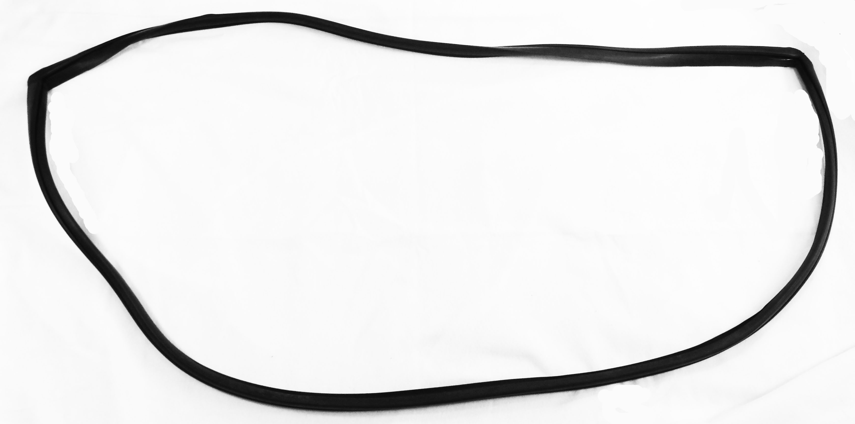 Rear Glass Channel For Chevy 2 Or 4 Door Sedan