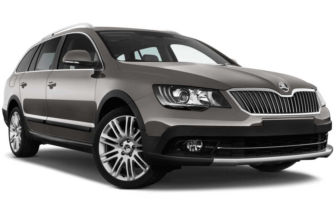 skoda superb estate 2 0 tsi 272 laurin klement 4x4 5dr dsg [ 1140 x 757 Pixel ]