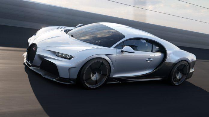 2 75m 1 600hp Bugatti Chiron Super Sport Revealed Price Specs And Release Date Carwow