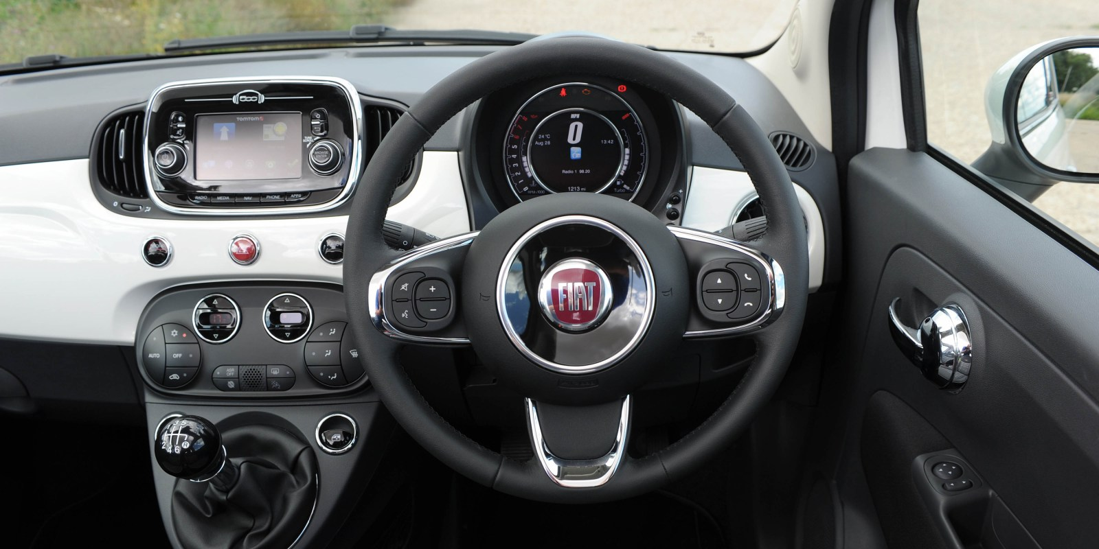 Fiat 500 Interior Amp Infotainment Carwow