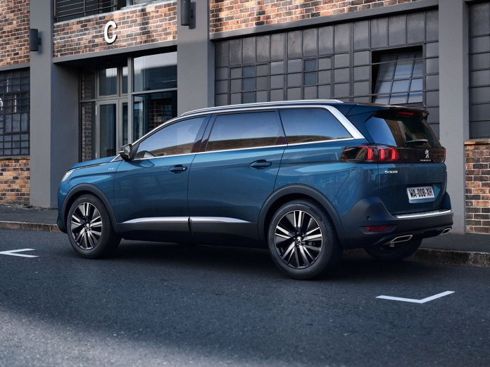 New 2021 Peugeot 5008 Revealed Price Specs And Release Date Carwow
