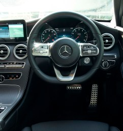 2008 mercede c300 interior [ 7952 x 3976 Pixel ]