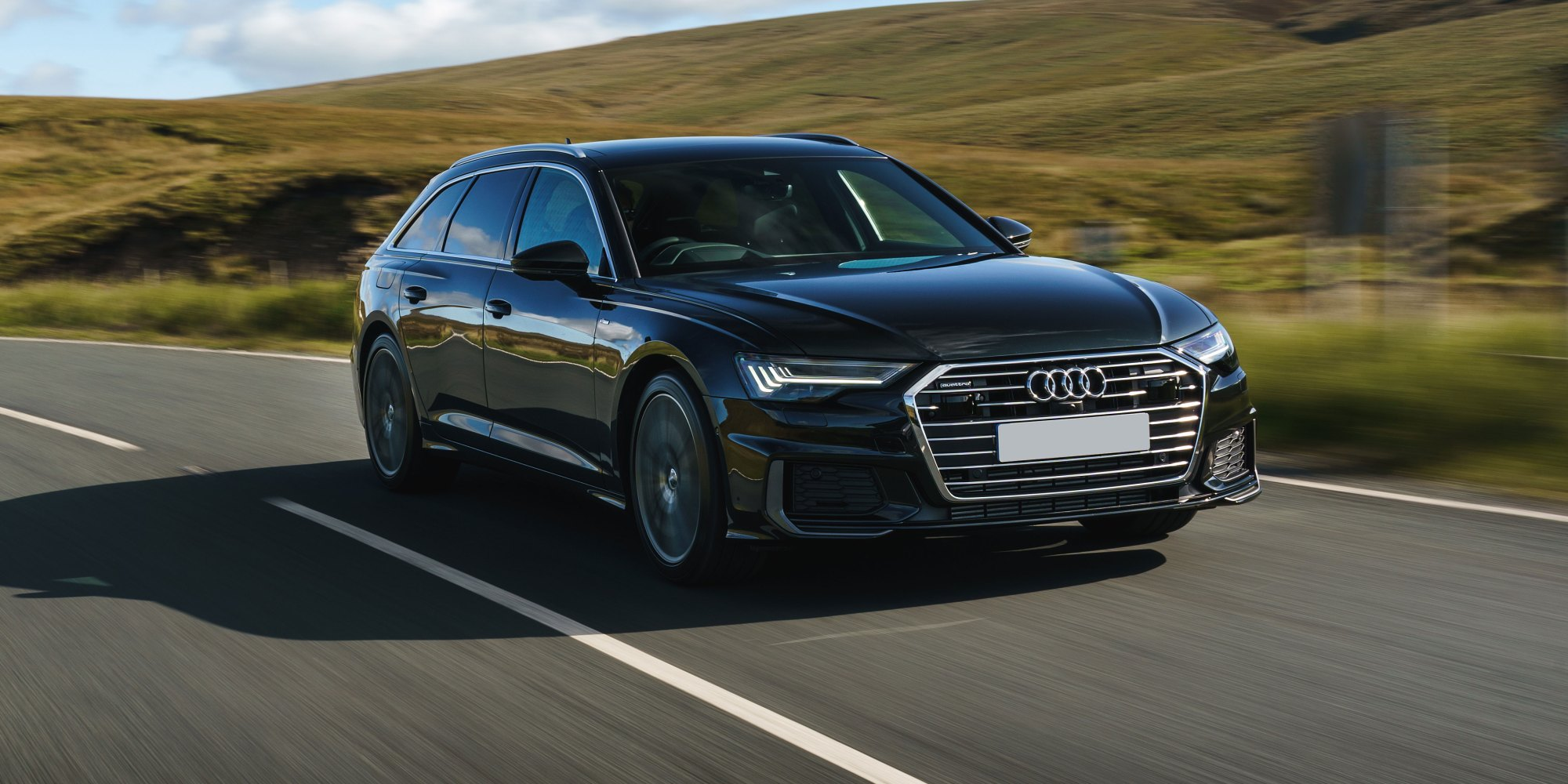 hight resolution of audi a6 all lights meaning wiring diagram centrenew audi a6 avant review carwowaudi a6 all lights