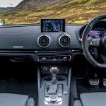 Audi Rs3 Sportback Interior Infotainment Carwow
