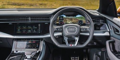 small resolution of audi q8 interior