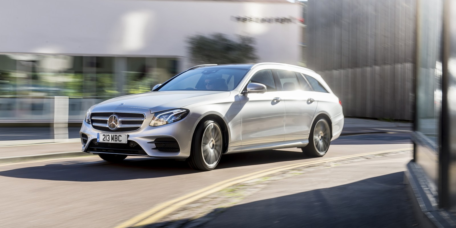 New Mercedes E Class Estate Review Carwow