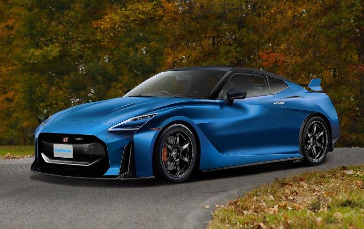 Nissan skyline gtr r34 nismo vspec bayside blau @ aj_works1 leinwanddruck. New Nissan Gt R R36 Skyline Price Specs And Release Date Carwow