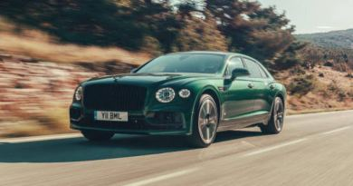 2020 Bentley Flying: A British Luxurious Car