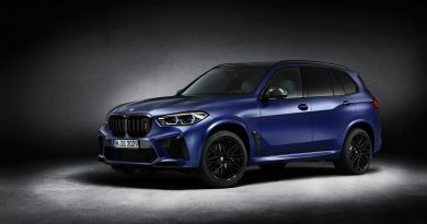 BMW X5 M And X6 M Competition