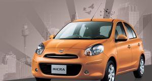 Nissan Micra XV CVT