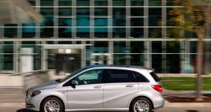 Mercedes B Class - User Review