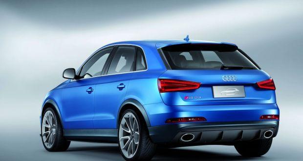 Audi Q3 S 2WD