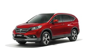 News on Launch of Honda CRV Diesel