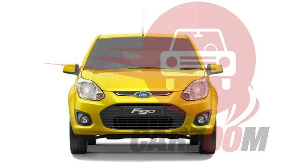 Ford Figo Exteriors Front View