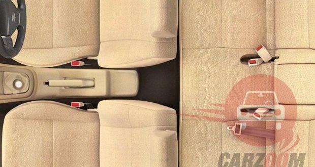 Maruti Swift DZire Interiors Seats