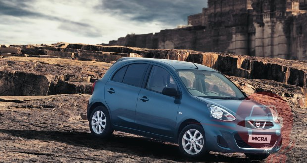 Nissan Micra Exteriors Overall