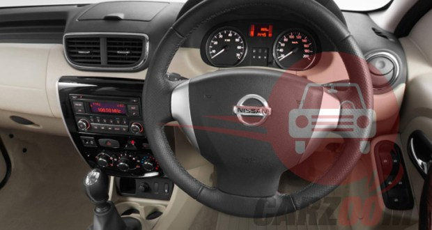 Nissan Terrano Interiors Dashboard Looks