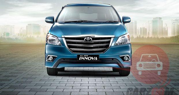 Toyota Innova - 2013