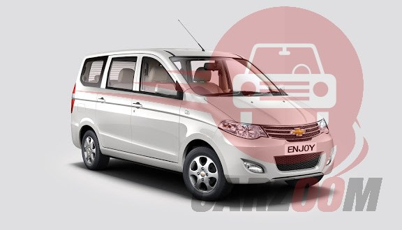 Chevrolet Enjoy Exteriors Side View