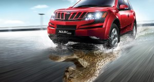 Launch of New Mahindra XUV500 with cut-down price