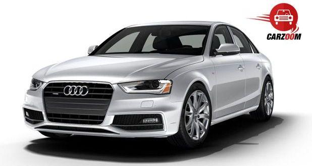 Audi A4 2014 Exteriors Overall