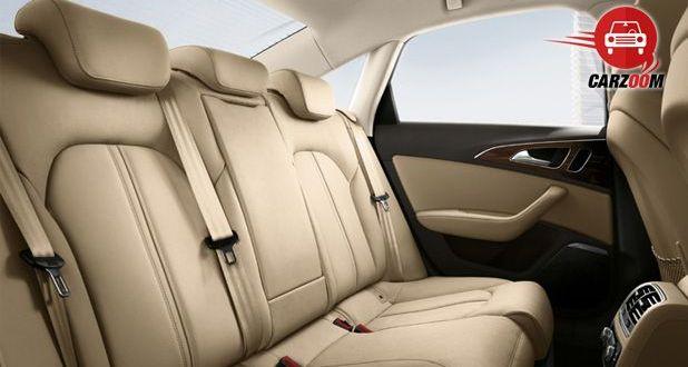 Audi A6 Interiors Seats