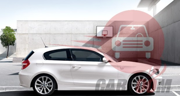 BMW 1 Series Exteriors Side View