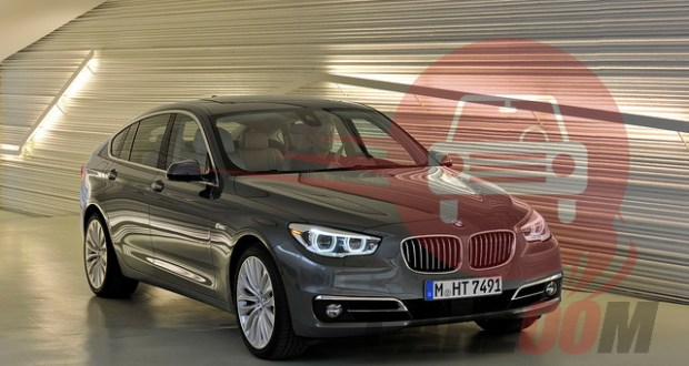 BMW 5 Series GT Exteriors Overall