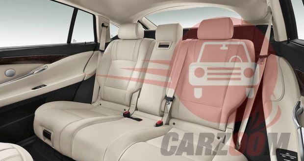 BMW 5 Series GT Interiors Seats
