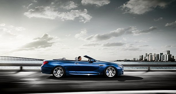 BMW M6 Exteriors Side View