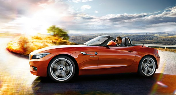 BMW Z4 Exteriors Side View