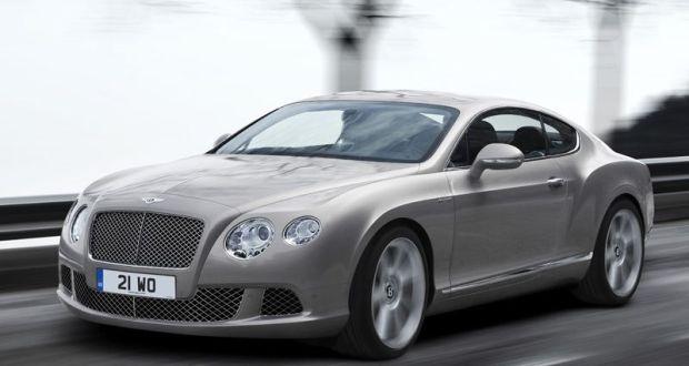 Bentley Continental GT Exteriors Overall