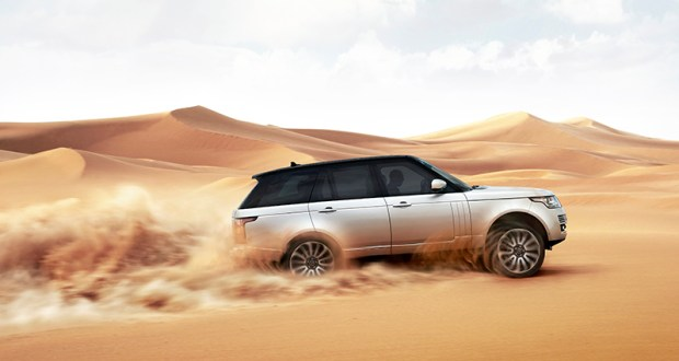 Land Rover Range Rover Exteriors Overall