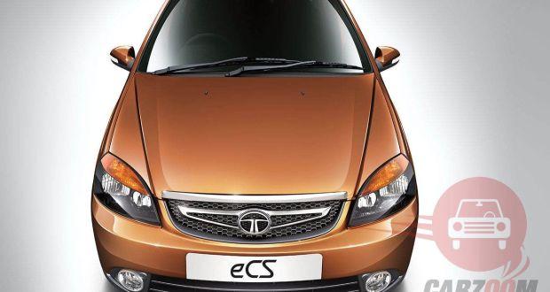 Tata Indigo eCS Exteriors Front View
