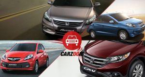 Honda Planning Price Hike from January 2014