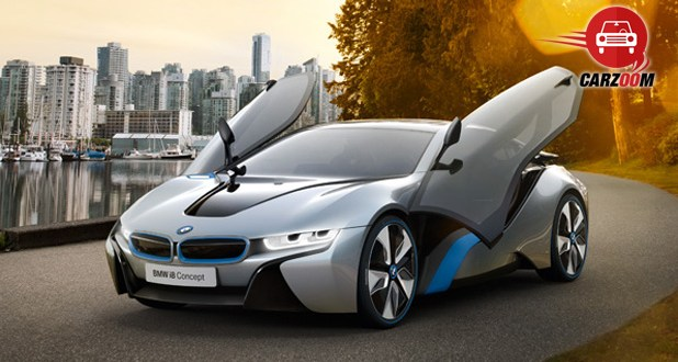 BMW i8 Hybrid Exteriors Overall