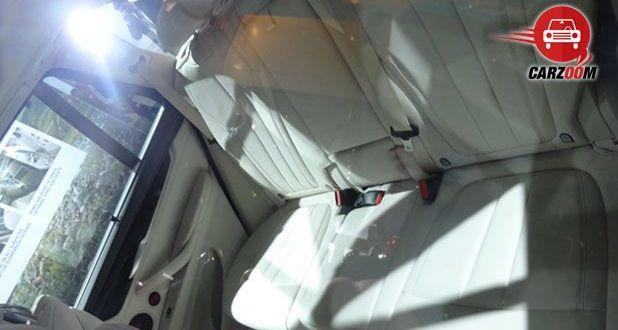 Auto Expo 2014 BMW X5 Next-generation Interiors Seats