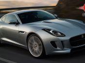 Auto Expo 2014 Jaguar F-Type Coupe Exteriors Front View